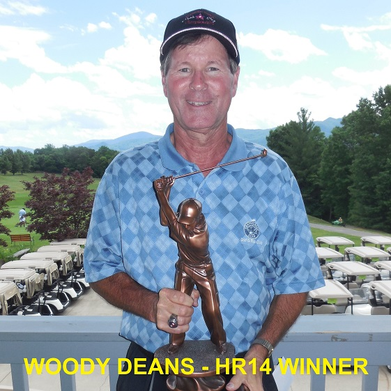 Woody Deans - HR Overall Winner